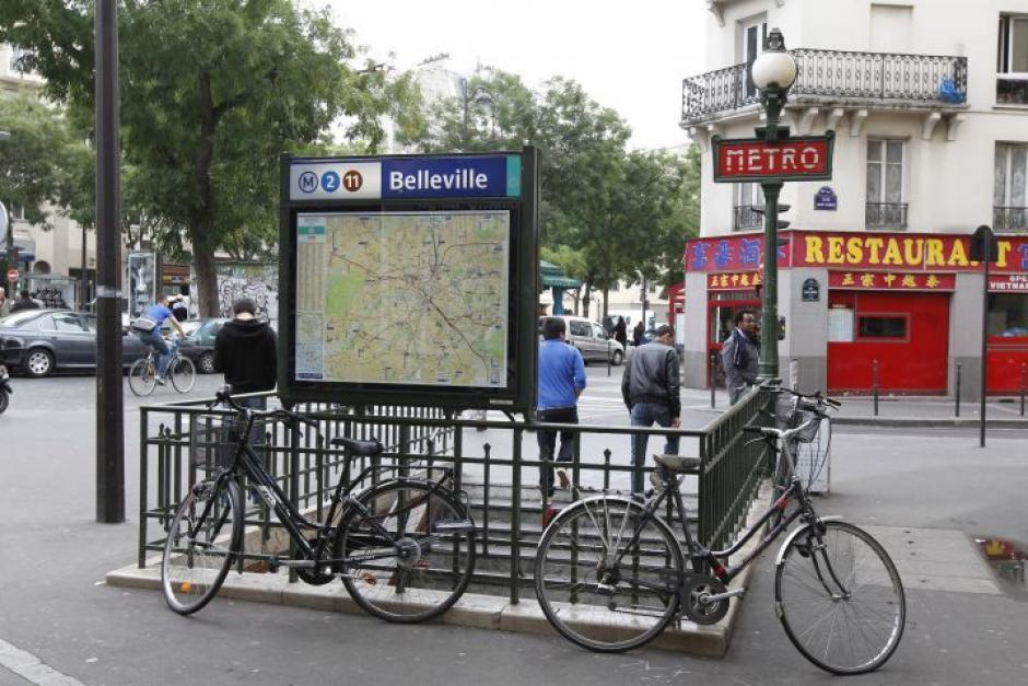 Cellule Bas-Belleville