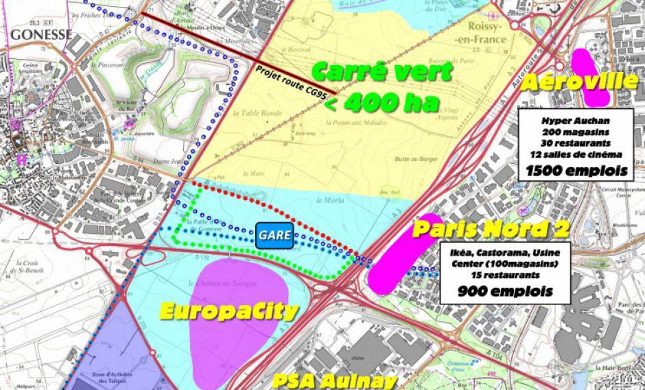 Europacity : un désastre environnemental loin des besoins des populations
