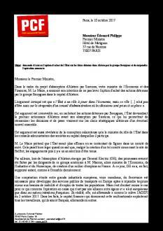 Scandaleux ! Le gouvernement abandonne sciemment un actif stratégique dans Alstom (Pierre Laurent)